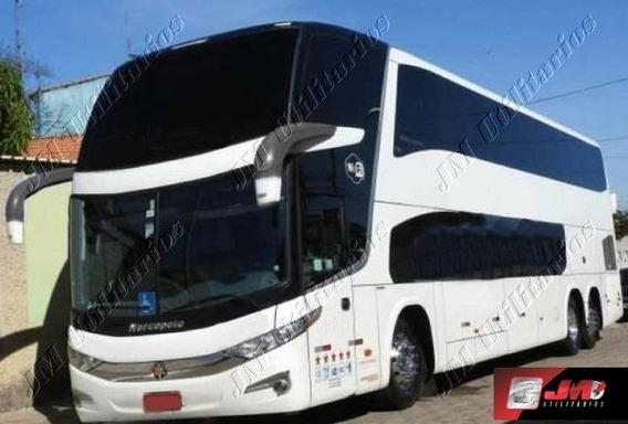 Paradiso Dd 1800 G7 Ano 2014 Volvo B 450r Jm Cod 605