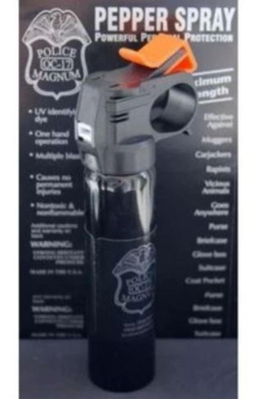 Gas Lacrimógeno Pimienta Profesional Police 5oz - T129
