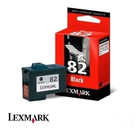 Cartucho Lexmark 82 Original