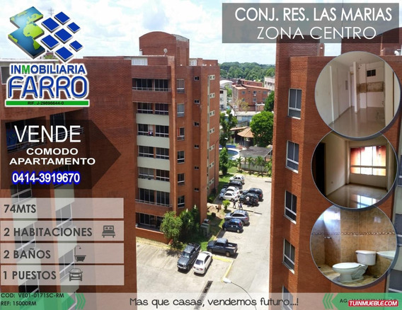 Venta De Apto Sector Centro Ve01-0171sc-rm