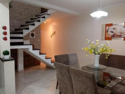 Sobrado Em Residencial União, São José Dos Campos/sp De 135m² 4 Quartos À Venda Por R$ 430.000,00 - So178123