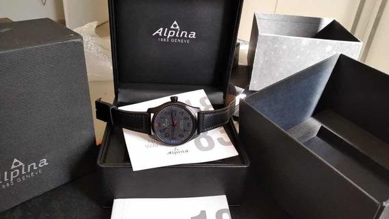 Relógio Alpina Piloto Altomatico