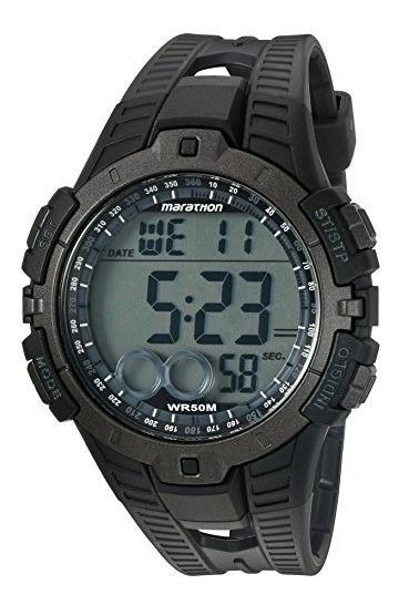Reloj Timex Hombre T5k802m6 Marathon Digital - Negro