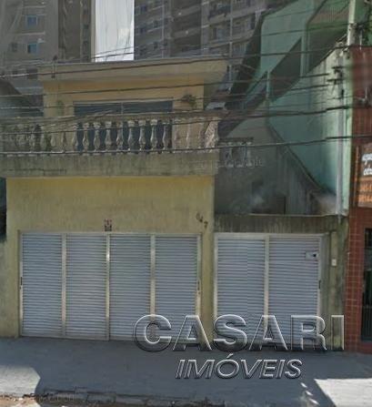 Imagem 1 de 1 de Casa Residencial À Venda, Baeta Neves, São Bernardo Do Campo - Ca9695. - Ca9695