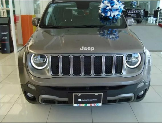 Jeep Renegade Limited 4x2 2019