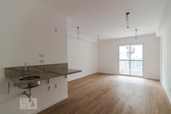 Apartamento Para Aluguel - Santa Cecília, 1 Quarto, 36 - 893001451