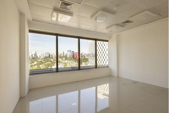 Sala À Venda, 37 M² Por R$ 320.000,00 - Empresarial 18 Do Forte - Barueri/sp - Af19967