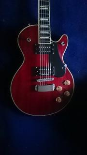 Guitarra Electrica Hagstrom Swede (wild Cherry) Seymour Tb6