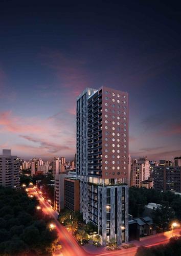 Imagem 1 de 24 de Apartamento Residencial Para Venda, Pinheiros, São Paulo - Ap7269. - Ap7269-inc