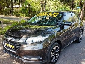 Honda Hr-v 1.8 Lx Flex Aut. 5p Completa Marrom 2016