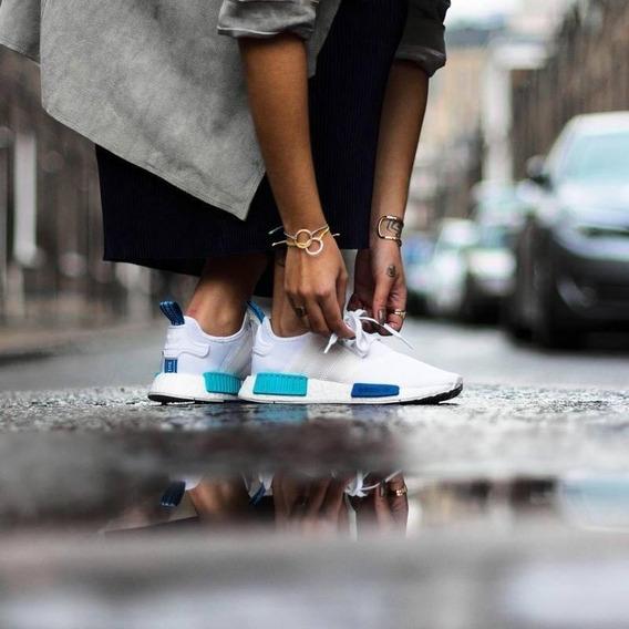 Zapatillas Tenis adidas Nmd R1 35 % Dto Mujer Original