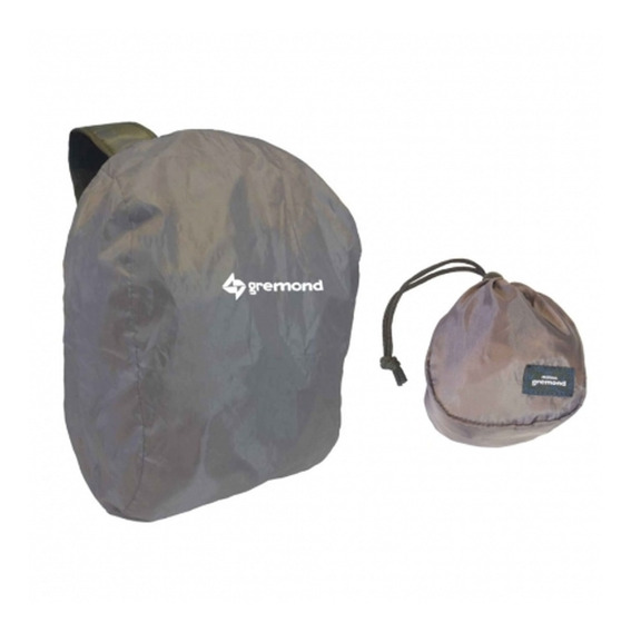 Funda Cobertor Protector De Lluvia Para Mochilas Gremond