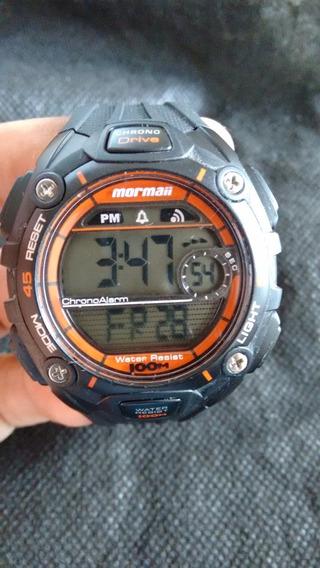 Relógio Technos Mormay Yp 8421 - Raro - Liquidação Janeiro