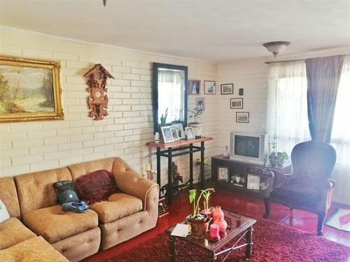 Imagen 1 de 13 de Vendo Casa En Maipu, 3 Dorm., 1 Baño, Antejardin , Patio