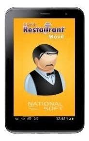 Softrestaurant Movil Tablet
