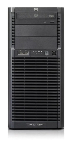 Imagem 1 de 1 de Hp Proliant Ml150g6-® Xeon ® E5504 (2,00ghz) /4gb Ram/ 250hd