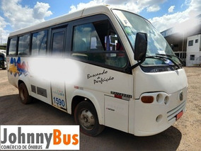 Micro Ônibus Rodoviário Marcopolo Fratelo Ano 2000 Johnnybus