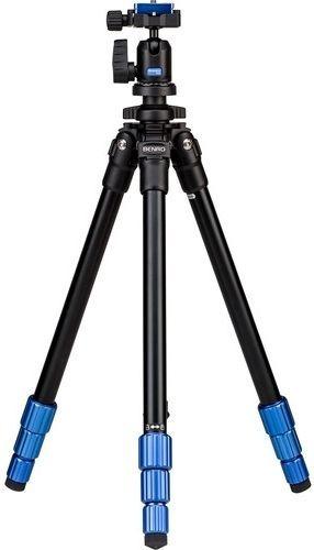 Tripé Benro Tsl08an00 Slim Para Foto 1.46m 4kg