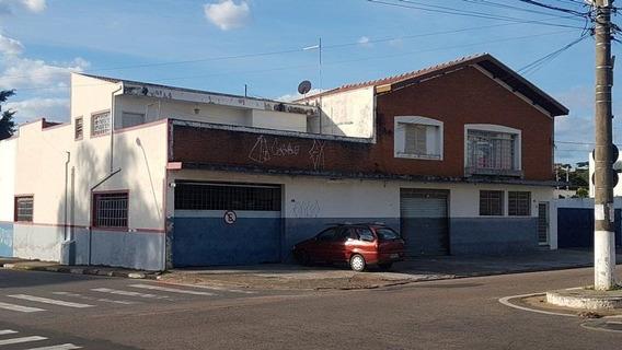 Galpão Comercial No Centro - Ga0080