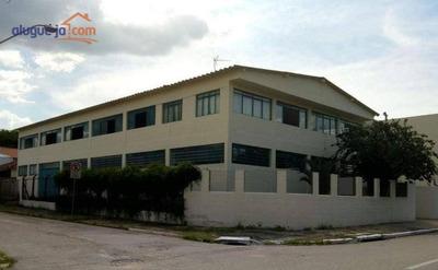 Excelente Galpão Industrial E Comercial Em Òtima Localização !!! - Ga0200