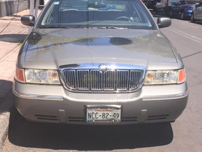 Ford Grand Marquis 4.6 Premium Piel Mt