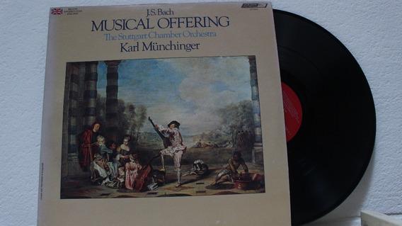 Karl Munchinger - J.s Bach Musical Offering