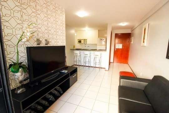 Apartamento Em Poço, Maceió/al De 56m² 2 Quartos À Venda Por R$ 270.000,00 - Ap422051