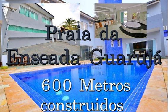 Casa Com 5 Dormitórios À Venda, 600 M² Por R$ 1.500.000 - Jardim Virginia - Guarujá/sp - Ca0024