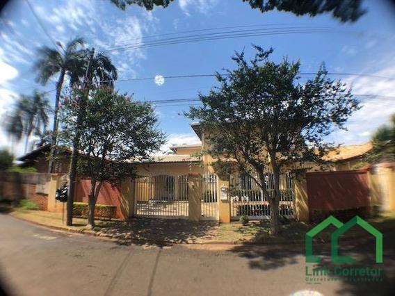 Ótima Localização Para Comércio Ou Residencia Próximo A Lagoa - Ca0381