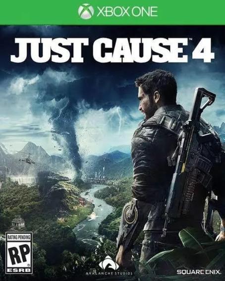 Jogo - Just Cause 4 Xbox One Mídia Digital