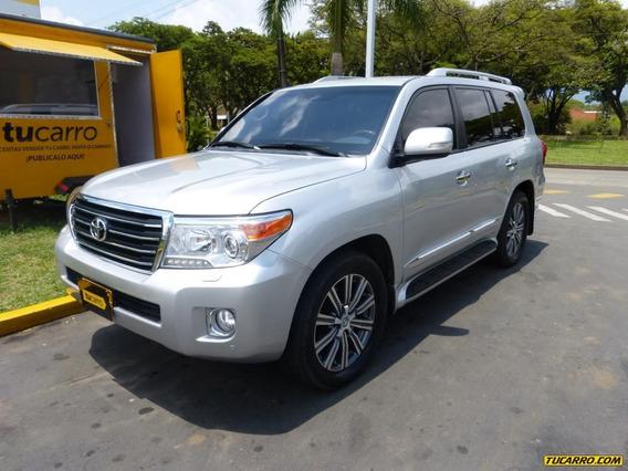 Toyota Land Cruiser Sahara Blindada