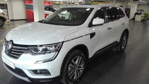 Renault Koleos 4wd Cvt