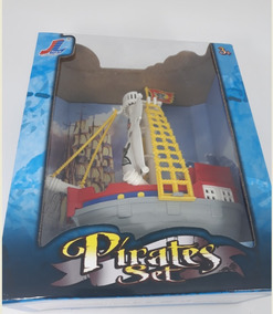 Barco Pirata Infantil