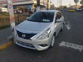 Nissan Versa Electrico Aire