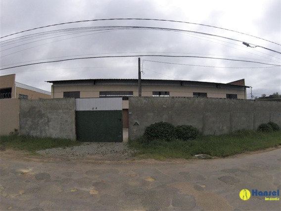 Barracões/galpões Para Alugar - 02273.002