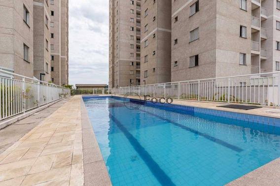 Apartamento Com 2 Dormitórios, 54 M² - Venda Por R$ 280.000,00 Ou Aluguel Por R$ 1.500,00/mês - Macedo - Guarulhos/sp - Ap1038