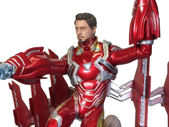 Iron Man Diamond Select Gallery Infinity War