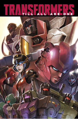 Transformers Till All Are One Tp Vol 1 Al3