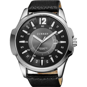 Relógio Curren Masculino Barato Garantia Nota 2613