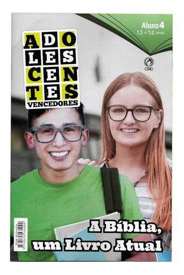 Kit Revistas Adolescente 4º Trimestre 2019 5 Aluno + 1 Prof