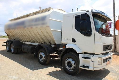 Volvo Vm 310 8x2 Bitruck 4º Eixo  - Com Silo De Ração