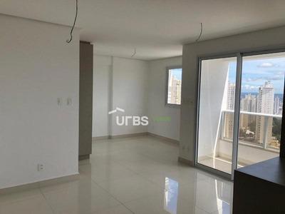 Apartamento Com 1 Dormitório À Venda, 39 M² Por R$ 230.000 - Setor Bueno - Goiânia/go - Ap2527