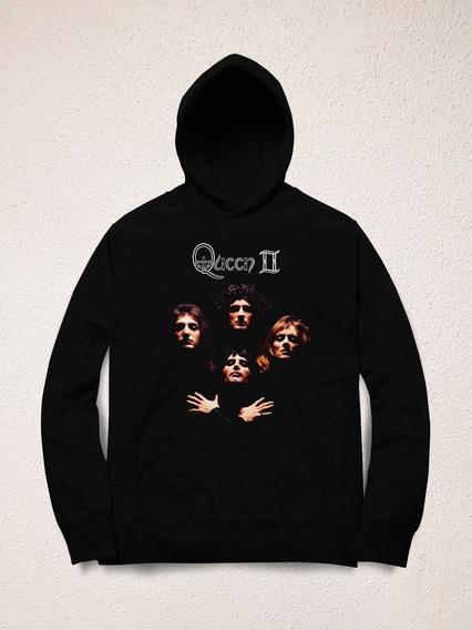 Queen 2 Con Logo Polerón Rock Abominatron