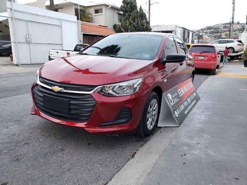 Imagen 1 de 11 de Chevrolet Onix 2021 4p Ls L3/1.0/t Man (a)