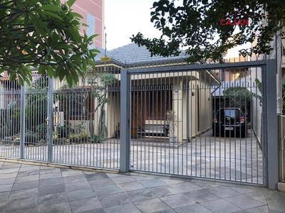 Casa Térreo Com 3 Suítes No Jardim Botânico, Junto Ao Bourbon Ipiranga - Ca0327