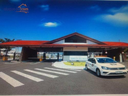 Casa À Venda, 150 M² Por R$ 700.000,00 - Condomínio Terras Do Vale - Caçapava/sp - Ca3015