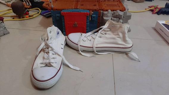 Zapatos De Converse Tipo Botines | Tienda Fisica | Bumsgames