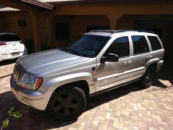 Jeep Grand Cherokee 4.7 Limited 2004 ---