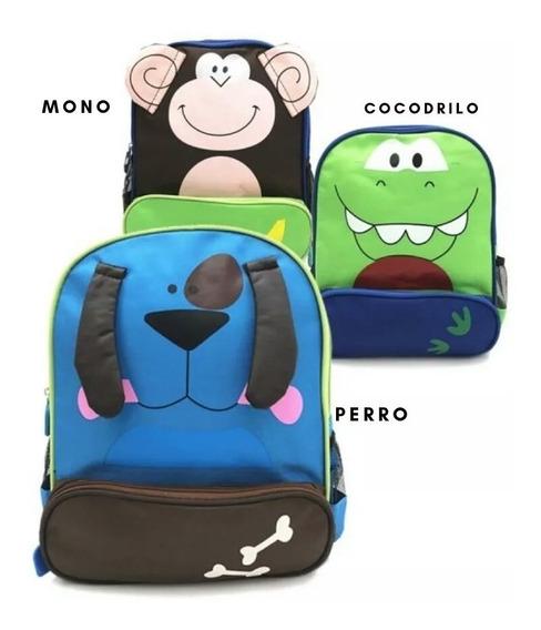 Mochila Infantil Diseño Animalitos Future, Ideal Preescolar