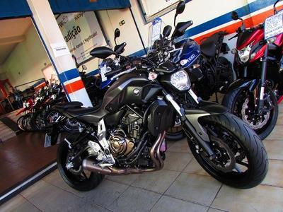 Yamaha Mt 07 Abs - 2016 Impecável - Loja Millenium Amparo Sp